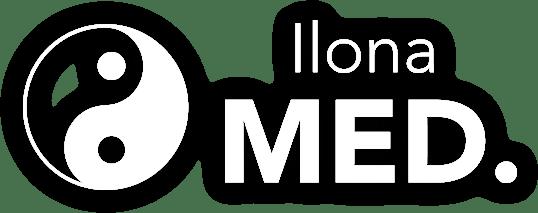 Ilona Med GmbH logo white